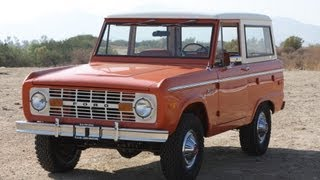 Repeat youtube video 1973 Ford Bronco Virgin For Sale By TLC