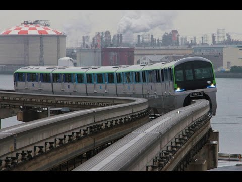 東京モノレール Tôkyô Monorail