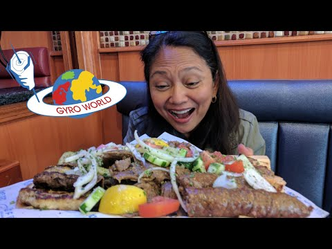FwF Ep. 32 Giant Greek Feast Happy Mother's Day Mom Love You!