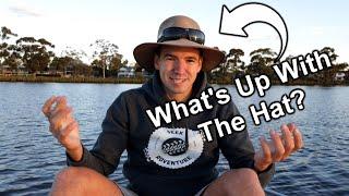 Why Do Australians Wear Funny Hats??
