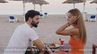 Restaurants @ Fujairah Rotana Resort and Spa – United Arab Emirates