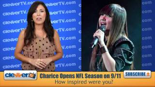 Charice Performs National Anthem on 9/11