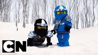 Download lagu LEGO Ninjago   Tick Tock (Bahasa Indonesia)    Cartoon Network