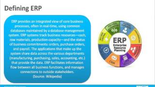 Benefits and Best Practices: Integrating ERP and PLM