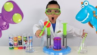 Beaker Creatures Cool Kids Experiment Surprise Eggs Fun With Ckn Toys