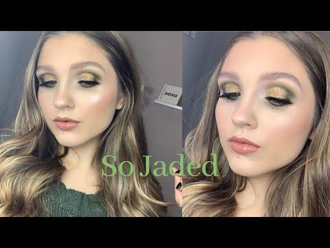KathleenLights X ColourPop So Jaded   Quick & Easy Makeup Look thumbnail