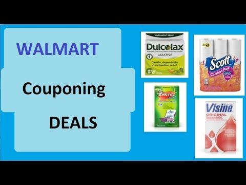 *HOT* Walmart Couponing Deals- August 2018