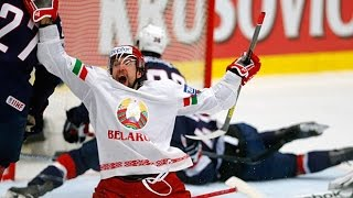 IIHF 2015 Беларусь-Сша (5-2) Сенсационная победа!!