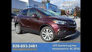 2018 Buick Encore Hendersonville NC B8158