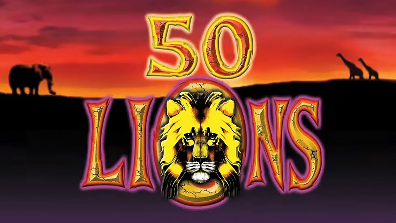 Spiele 50 Lions - Video Slots Online
