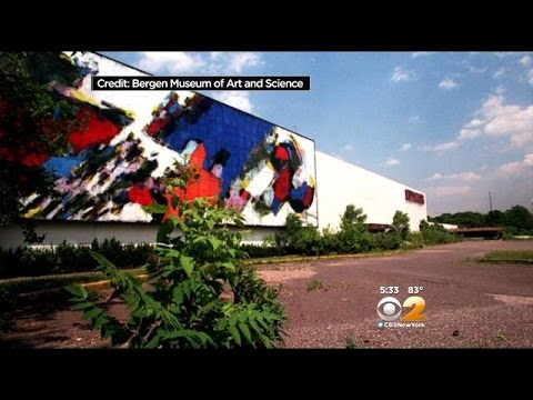 famed alexander s mural gets new life in paterson