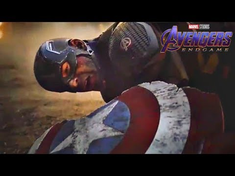 Russo Bros Explain Why Thanos Was Able to BREAK Captain America's Shield in AVENGERS ENDGAME