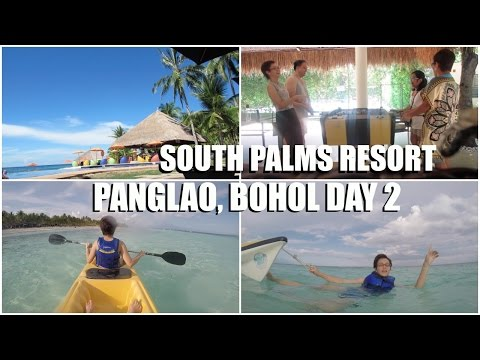 BOHOL VLOG: South Palms Resort | Panglao, Bohol Day 2