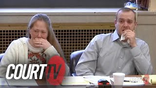 Teen son of parents accused of murdering infant testifies | OH v. Groves | COURT TV