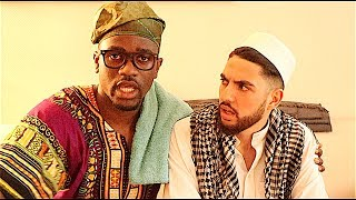 Araber VS Afrikaner ⎮ mit Ah Nice - Younes jones