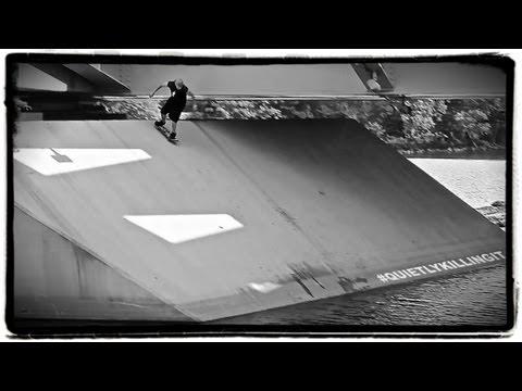 Filmer PAT FLAHERTY doing some skateboarding - 2013
