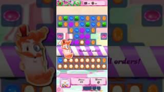 Candy crush Saga level 1401/ No Boosters