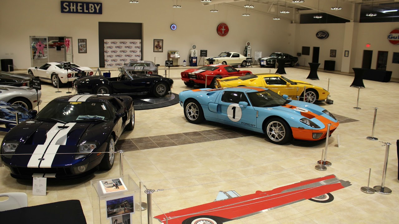 Evans Coolant Interview With Owner Of American Muscle Car Museum In