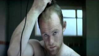 Wayne rooney - shaves head