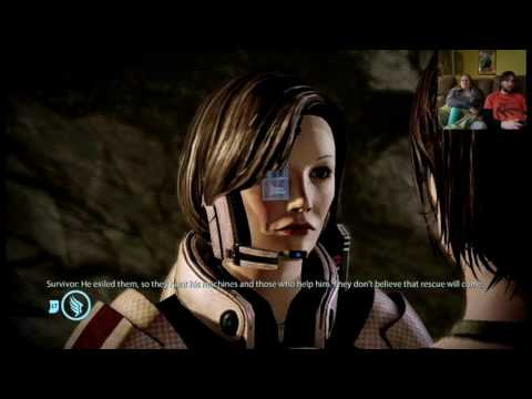 Sense and Sentimentalism Mass Effect 2 Episode 10: Lord of the Flies