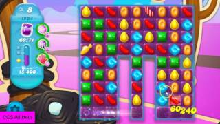 Candy Crush Soda Saga Level 1204 NO BOOSTERS Cookie