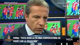 Cristobal Soria sobre Piqué: