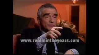 Martin Scorsese Interview 1997 Brian Linehan's City Lights-