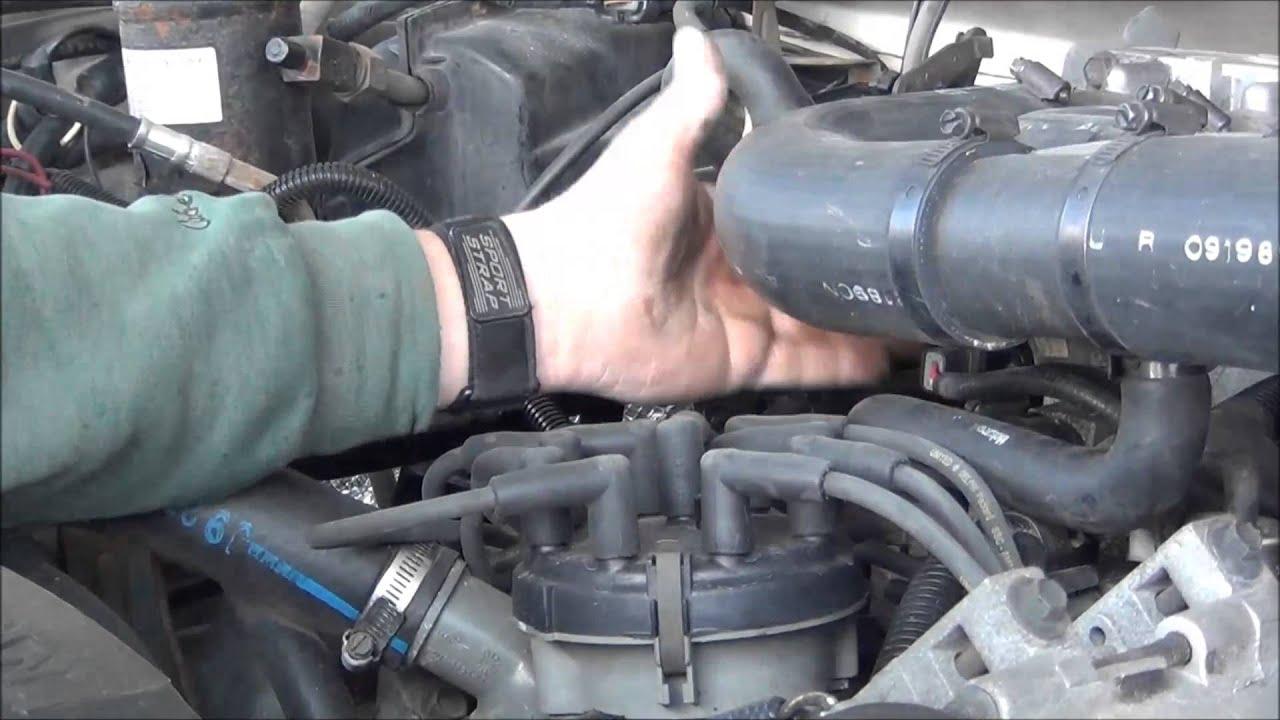 ford 7 5 460 fuel pressure regulator symptoms [ 1280 x 720 Pixel ]