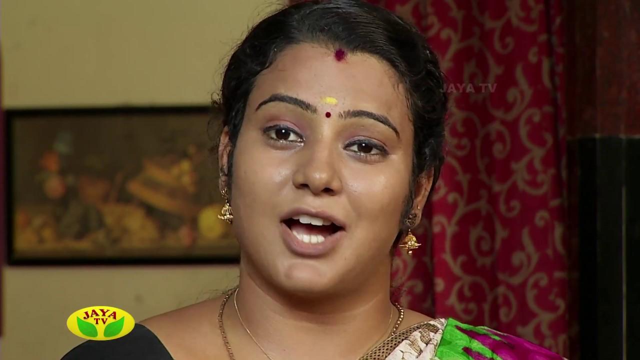 Kairasi Kudumbam - Episode 638 On Wednesday,30/08/2017 - Jaya TV