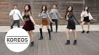 [Koreos] T-ARA 티아라 - TIAMO 띠아모 Dance Cover