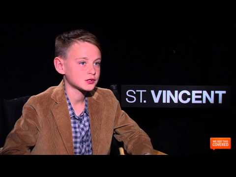 St. Vincent  With Chris O'Dowd, Theodore Melfi and Jaeden Lieberher HD