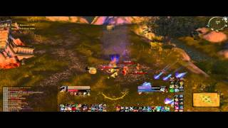 WoW Vanilla Level 60 Warrior PvP - Rank 13 Deltoids BG Montage