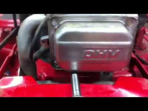 LAWN TRACTOR REPAIR how to diagnose and correct engine valve issues