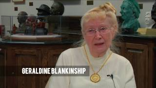 UAW Memories: Witness to the 1936-37 Flint Sit Down Strike - Geraldine Blankinship