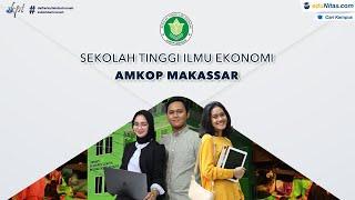 Sekolah Tinggi Ilmu Ekonomi di Makassar, STIE Amkop Makassar