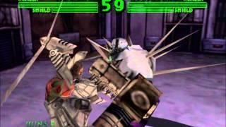 Bio F.r.e.a.k.s Gameplay PS1