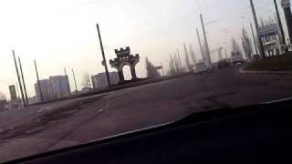 Въезд в РОВНО(город Ровно украина., 2009-04-04T17:08:29.000Z)
