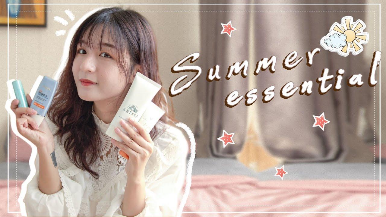 Top kem chống nắng Gà iu 🌺🌺🌺 Hè là không thiếu được kem chống nắng đâu cả nhà ui