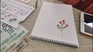 Botanical Watercolor Painting