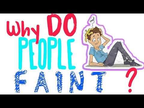 Why Do People Faint - Reasons Why People Faint