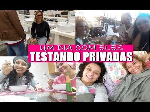 TESTANDO PRIVADAS | LIVRO SEM PALAVRAS | COMPRINHAS PARA O LAR com Minii Rosa