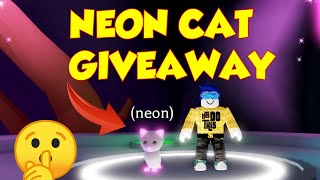 ROBLOX Adopt Me Update - NEON PETS - Comment trouver la grotte de neon Pet (Plus Giveaway)