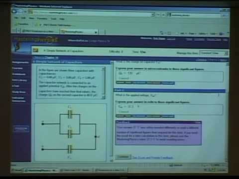Physics 220 Lecture 8 SP 2010 - Ohm's Law, Homework Capacitance, Power, Current, Energy & Resistance