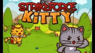 Играю в Strike Force Kitty 2 (З ЧИТАМИ!!)