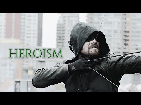 Download (Arrow) Oliver Queen   Essence Of Heroism (50K)