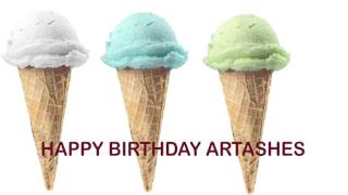 Artashes   Ice Cream & Helado