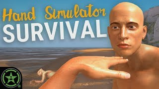 This is IMPOSSIBLE! - Hand Simulator Survival