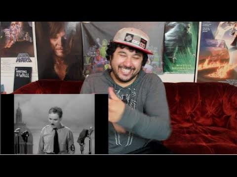 THE GREAT DICTATOR SPEECH + TIME - HANS ZIMMER REACTION!!!