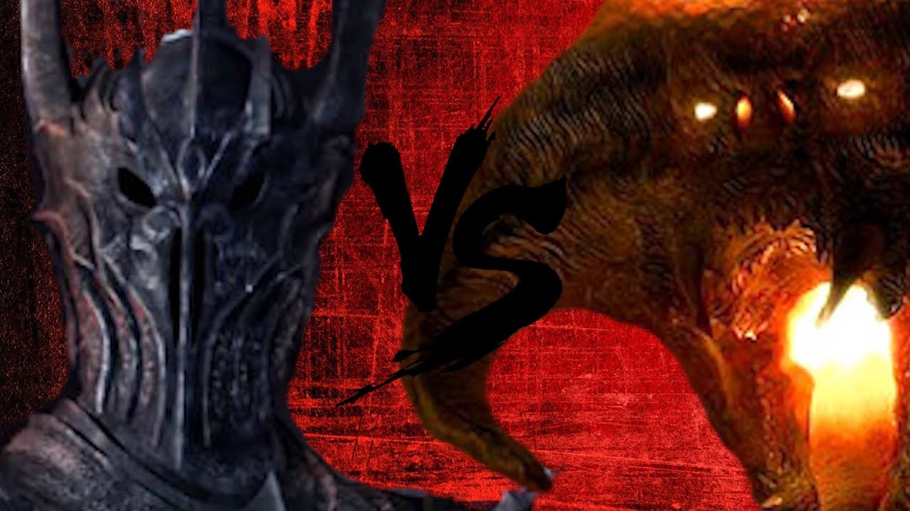 BFME2: Sauron vs. Balrog!! [Fan Request] - YouTube