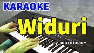 Download lagu WIDURI - Bob Tutupoly | KARAOKE HD